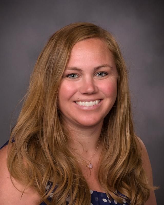 Elementary Teacher Mrs. Finstrom