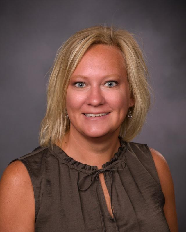 Elementary Teacher Mrs. Gilde