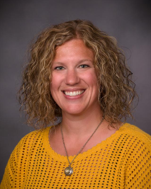 Elementary Teacher Mrs. Rozeveld