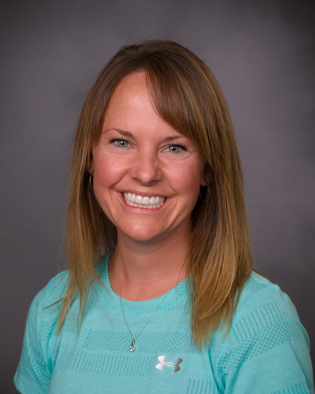 Elementary Teacher Mrs. Sluiter