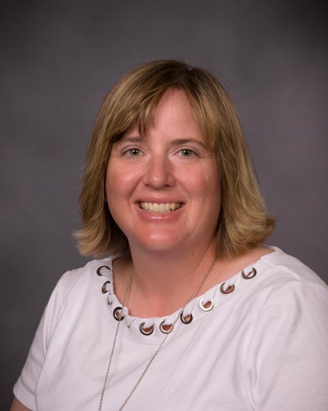 Elementary Teacher Mrs. VanderVelde